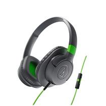 Auricular Audio Technica Ath Ax1isgy Gris