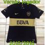 Camisa Do Boca Juniors 2017 Pronta Entrega (fotos Reais)