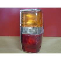 Lanterna Tras. Dir. L200 Gl/gls Quadrada 1992/2003 (cromada)