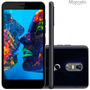 Oferta Quantum Müv 2 Chips 4g Android 6.0 Azul Desbloqueado