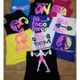 Kit 20 Camiseta Regata Feminina Fitness Atacado E Revenda