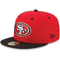 Gorra New Era San Francisco 49ers 59fifty Nfl Lana 100%