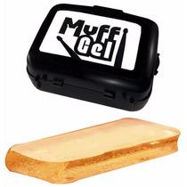 Abafador De Tambores Luen Kit Com 6 Pads Muff Gel