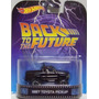 Hot Wheels Toyota 4x4 Volver Al Futuro Back To The Future