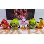 Lego 5 Angry Birds Rojo Chuck Estela Cerdito 75821 Legobrick