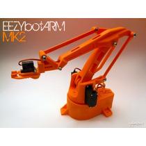 Brazo Robotico De Plastico Educativo Eazybotarmv2