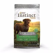 Alimento Para Perro Instinct Lid Cordero 13.2 Lb.