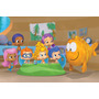 Painel Decorativo Festa Bubble Guppies 1x1,5m (bubble01)