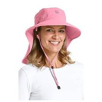 Coolibar Upf 50+ Hombres Ultra Sun Hat - Protegerse Del Sol