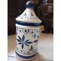 Tibor Fabricado En Ceramica Estilo Talavera