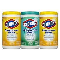 Toallas Desinfectantes De Clorox Value Pack Perfumado 225 Co