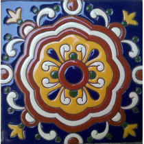 Azulejos Talavera Relieve