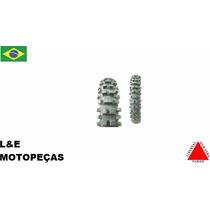 Pneu Moto Crf/230 Ttr 125/230 100/100-18 Trilha Raptor Levor