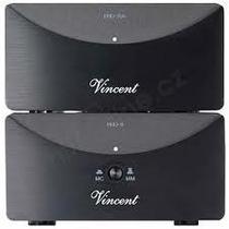 Vincent Pho-8 Phono Pre Amplificador (preto)