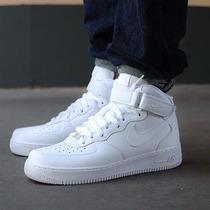 Promoção! Tênis Bota Nike Air Force Cano Longo Na Caixa