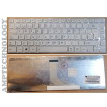 Teclado Satellite L845 L800 L830 L840 Blanco Español