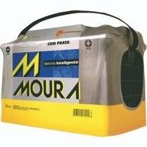 Bateria Moura Garantia De 18 Meses 45 Amperes No Plastico