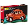 Juguete Heller Renault 4 Cv Kit Car Model Building (21 Piez