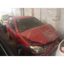 Chevrolet Celta 1.4 Nafta 5p 23011 #chocado#