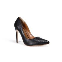 Trender Zapatilla Tipo Stiletto Color Negro