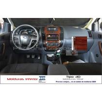 Ford Ranger 2014-2017 Molduras Tablero Xl- Xlt - Limited