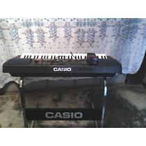 Teclado Casio Ctk 501original Con Pedestal