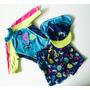 Mothercare Traje De Baño Wetsuit 3pzas Uv Niños