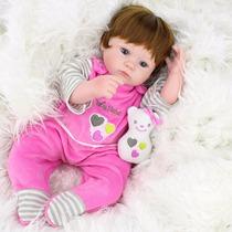 Bebê Reborn Realista Larinha Original - Pronta Entrega