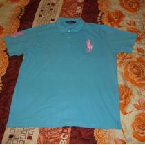Excelente Camisa Polo Ralph Lauren Big Pony 4 100% Original