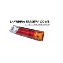 Lanterna Traseira Caminhão Mb 1113/1618/1620 (unid)