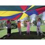 Paracaidas Gigante Para Niños Didactico Y Psicomotricidad