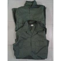 Camisola Us Army Verde Olivo Original De Coleccion