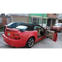 Capota Mustang En Gabardina Original, No Vinil 94-04