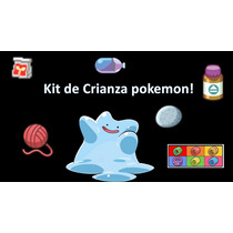 Paquete De Crianza Pokemon Dittos Shiny 6ivs Japos