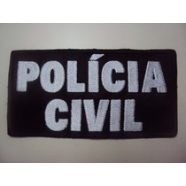 Bordado Policia Civil