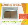 Cartelera Informativa 60 X 90 Cm