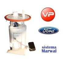 Módulo Combustível Vp006 Fiesta Ka 1996 Até 2006 Gasolina