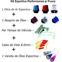 Kit Esportivo Performance P Fusca E Brasilia
