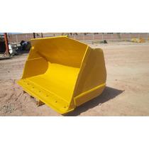 Bote O Cucharon Para Payloader Caterpillar 950b 950e 950f