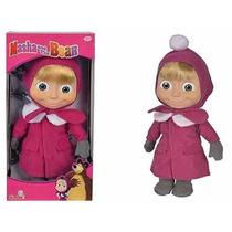 Muñeca Masha Grande Masha Y El Oso Mejor Precio!!