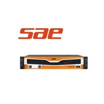 Potencia Sae Audio Ex3600 - Amplificador De 1250 Watts X 2