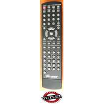 Control Remoto Mvd2059d-blk Tv/dvd Memorex