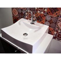 Cuba De Apoio Para Banheiro E Lavabo Modelo Romana