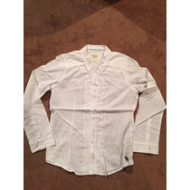 Camisa Blanca Abercrombie And Fitch Mujer Talla M