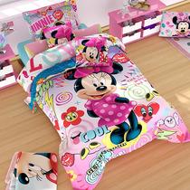 Edredones Individual Minnie Mouse Doble Vista