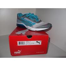 Zapatos Puma Powertech Defier 11,5us 44ve Caballero Original