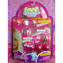 Barbie Squinkies Figuras Miniatura Serie 7