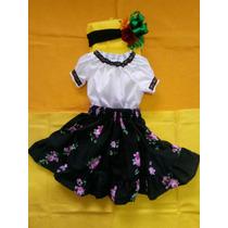 Vestido Traje Típico Tabasqueña Niña Tabasco Babystore