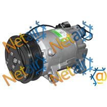 Compressor Delphi Cvc Golf/ A3/ Bora/ New Beetle 99 Anti-h
