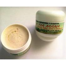 Crema Para Las Manchas La Tia Mana, La Original 3 Por $600.